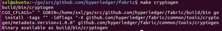 04-手动搭建Fabric网络-详解链码安装、实例化过程