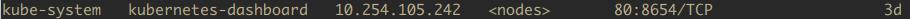 解决Centos7下Kubernetes(k8s)部署好之后无法访问dashboard